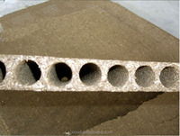used for door core tubular particle board