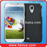2013 promotion Original black color phone case for Galaxy S4