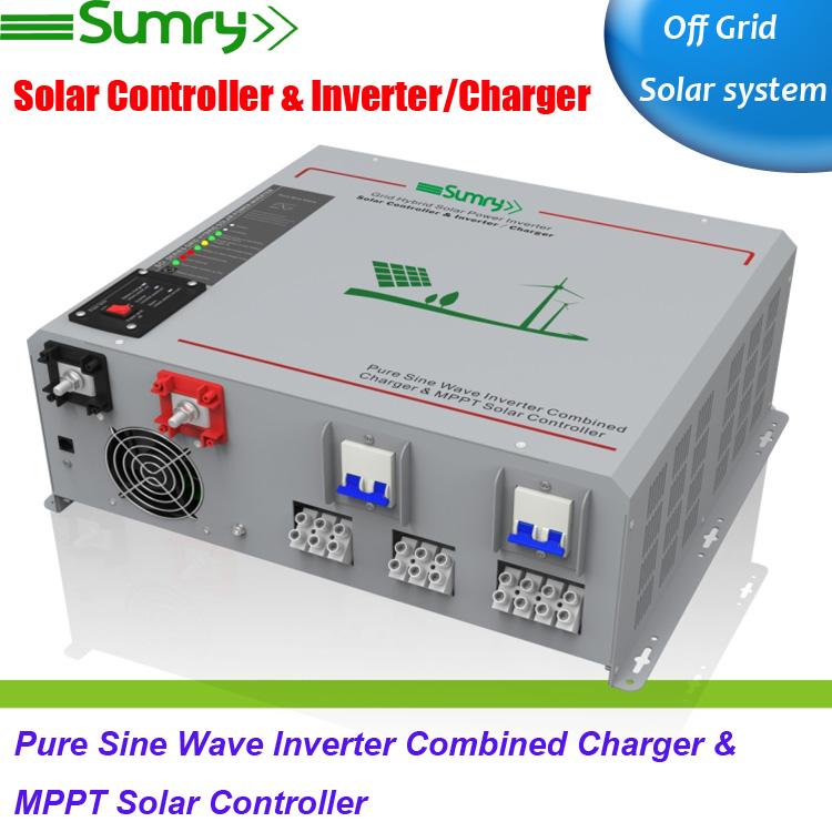 Solar Inverter: Solar Inverter Hybrid