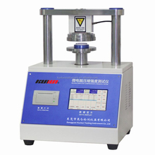 Professional Ring Crush Compressive Strength Tester For RCT /ECT