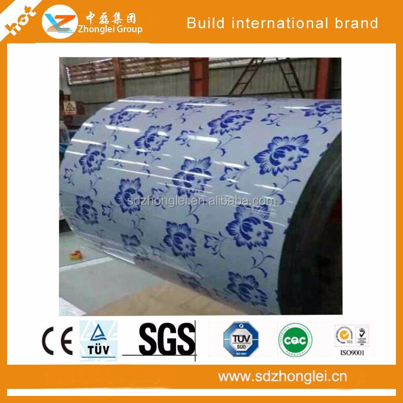 pre-painted galvanized steel coil,PPGI COIL ppgi corrugated steel sheet/coil for roofing