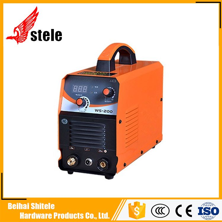 Low price good quality cooling fan arc 200 welding machine