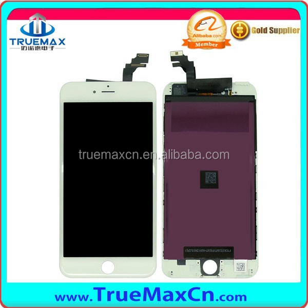 Original LCD screen assembly for iPhone 6 Plus,New LCD screen for Apple Phone