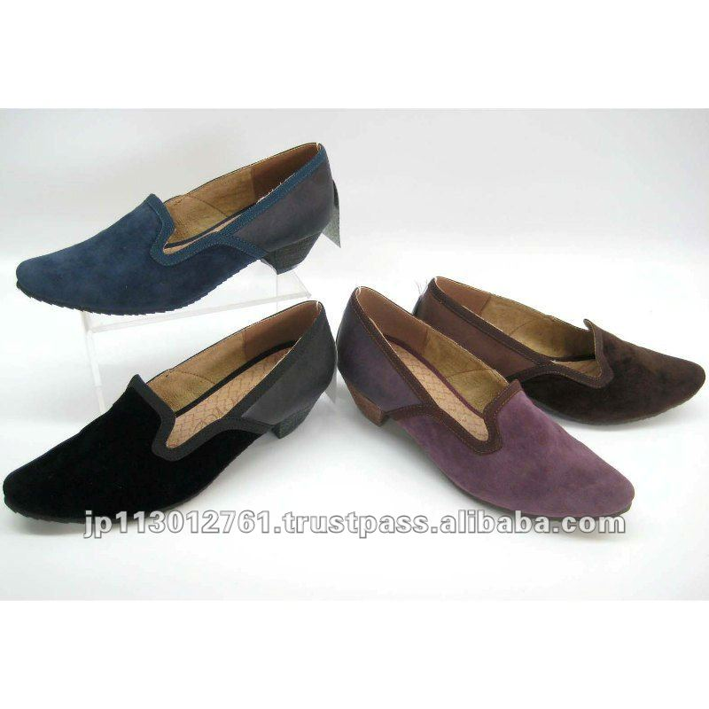 Japanese design casual chemical women shoes