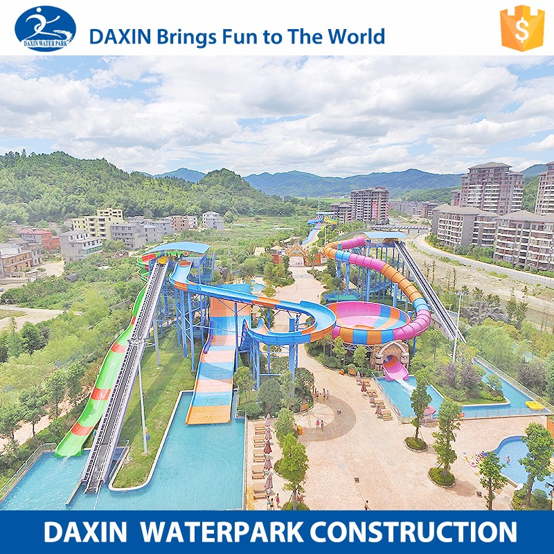 DAXIN Long Life Water Park Design Build
