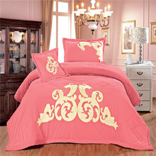 High quality price soft comfortable patchwork duvet cover cheap