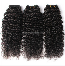 Indian remy weaving human hair grey red customized color import