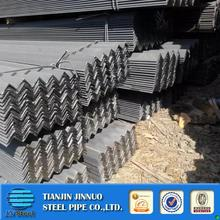 angle steel hot rolling mill stainless steel press plate cr s235j2 steel angle bar