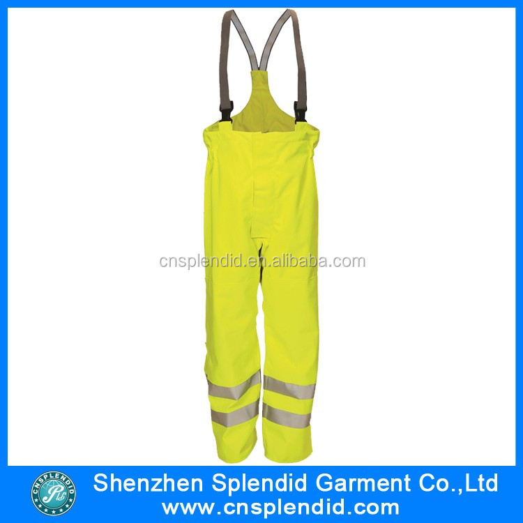Custom european professional fireproof protective workwear