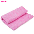 high quality printed towel gym towel custom