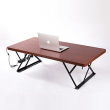 computer and study stand tables