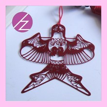 SQ-6 Kite fancy gift bookmark paper bookmark to decorate
