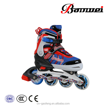 Well sale good material top quality new design BW-132 inline skate shoes