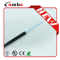 high speed best price 2 core fiber optic cable