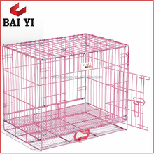 Outdoor Pink Lightweight Dog Crates For Sale