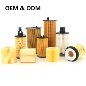 Free Sample OEM Wholesale High Quality Cheap Universal Automotive Auto Spare Parts Japanese Hydraulic Car Lube ECO Oil Filters