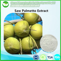 Fatty Acids 25% 45% of saw palmetto extract P.E