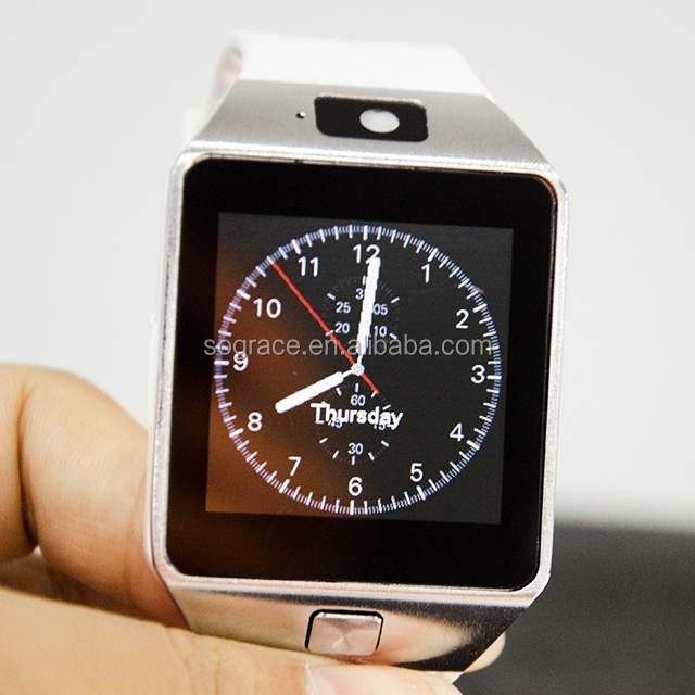 Multi-language touch screen dz 09 smart watch 부 서,