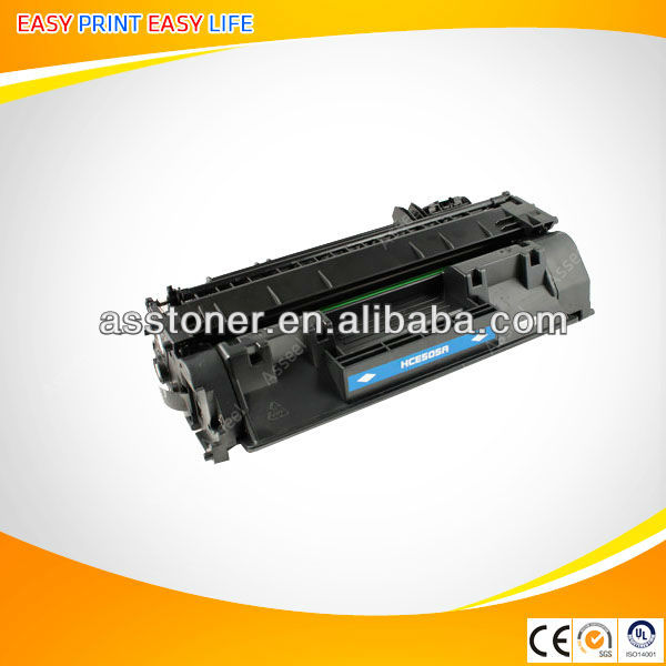 comaptible toner cartridge ce505a with original quality for hp laserjet 2035 505a toner