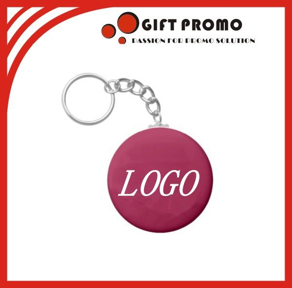 Promotional Custom Plastic Key Ring