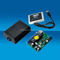 4Ch usb wireless rf transmitter and receiver JJ JS 085