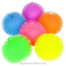 9 Inch Large Jumbo Puffer Balls Anti Stress Ball for Kids Tactile Fidget Toy