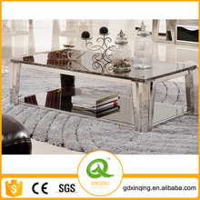 C378 luxury Living Room Marble Onyx Coffee Table