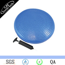 Inflated Stability Wobble Cushion / Exercise Fitness Core Balance Disc