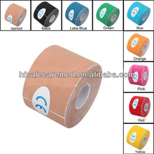 Sports Kinesiology Tape/OEM Sports And Kinesiology Tape