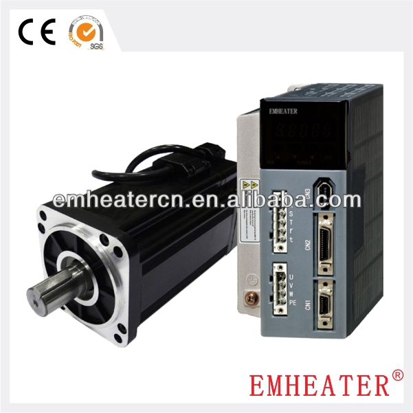 Torque control AC 220V 380V servo motor drive for bag cutting machine