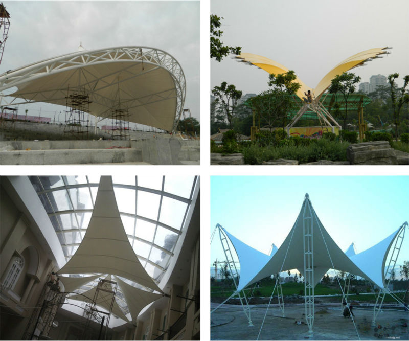 membrane roof structure shade tents steel tent for roof & membrane roof structure shade tents steel tent for roof View ...