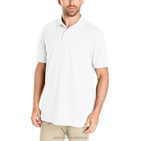 Factory Price Wholesale 100% Pique Plain Cotton Polo Shirt