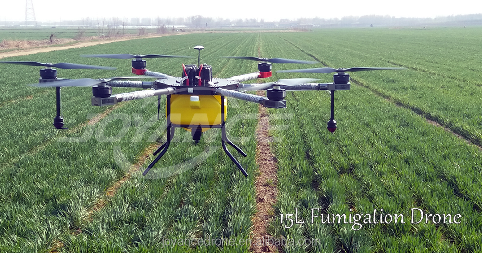 JOYANCE 6L 10L 15L Agricultural UAV Farm Drone high performance
