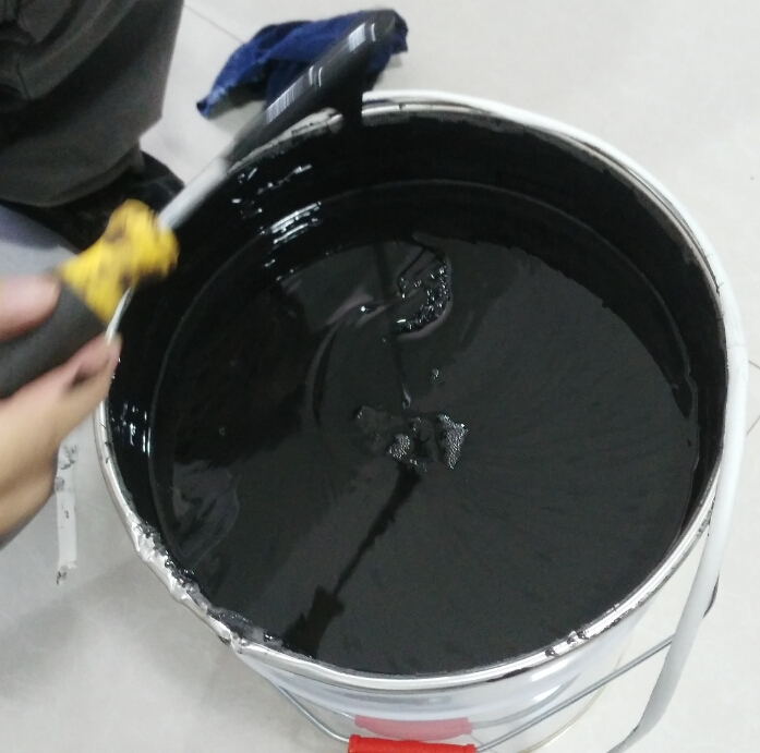 Aquacoat one component moisture cured polyurethane waterproof coating