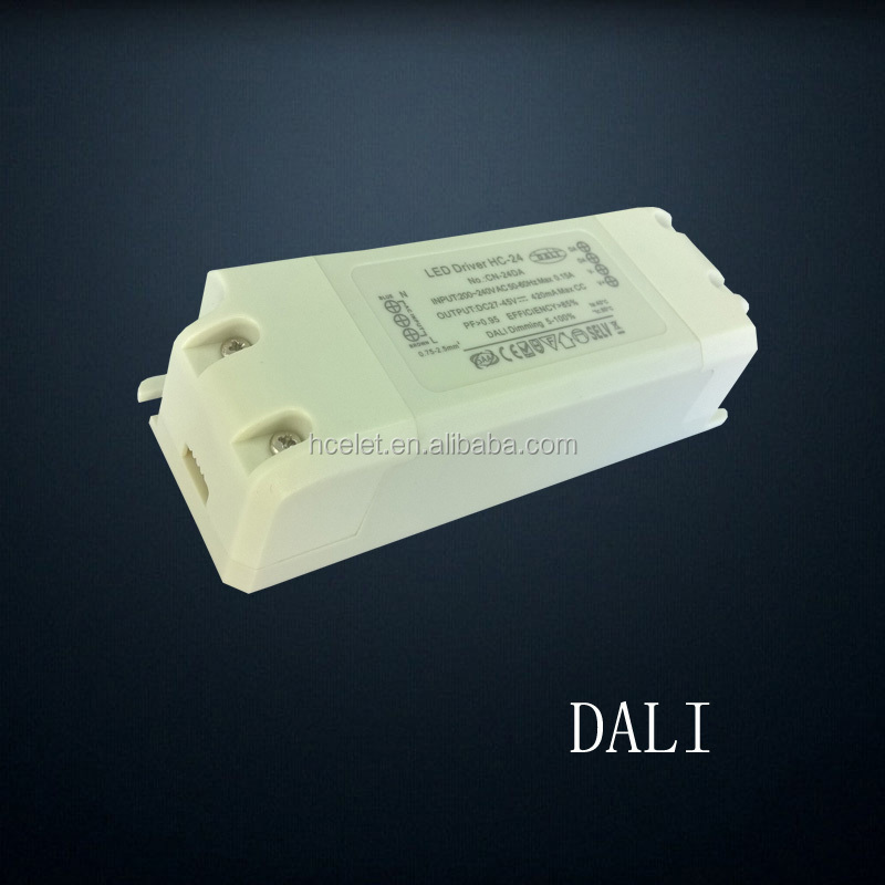 No flicker DALI dimmable 700ma Constant Current LED Driver shenzhen