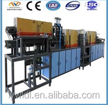Electric heating element making machines stainless steel heating furnace