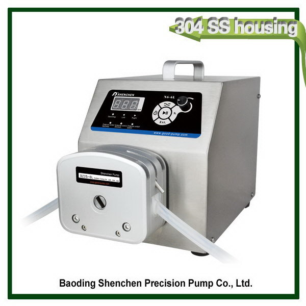 Updated stylish peristaltic biogas pump,stylish vegetable glycerin dispensing pump