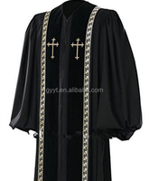 High Quality Cheap Pulpit Clergy Robe