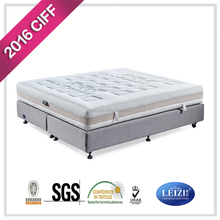 Dreamland Pocket Spring Euro Mattress With Exclusive Foam Cover