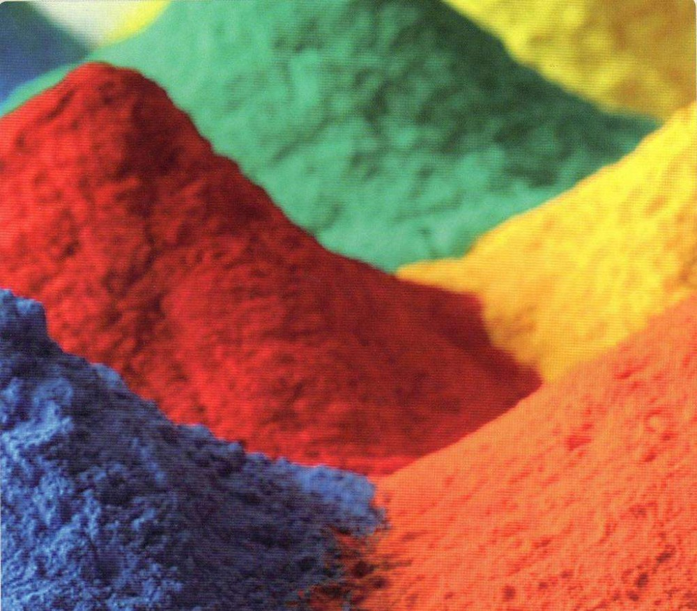 color powder for dye ink, pigment ink, PVC, PP, OPP production