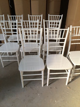 Wood chiavari chair/ tiffany chair /cadeira tiffany for wedding banquet rental