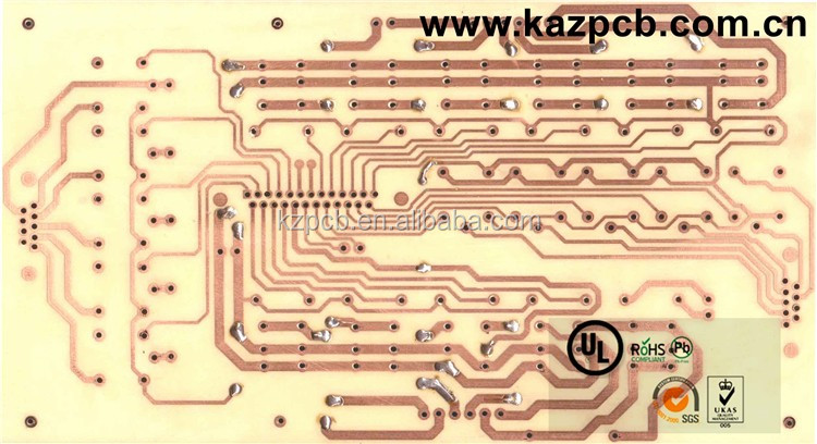 High Voltage Ceramic Circuit PCB Board Art Shenzhen High Quality PCB Board 2 Sided Electric Fireplace Inverter Air Conditioner