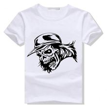 New arrival Latest china supplier screen printing t shirt steps for boy