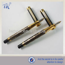 Exquisite Carve Patterns Deluxe Design Fountain Pen