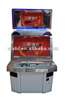 2014 Hot Sell Game Console Cabinet Exicting Fighting Arcade Game Chaos Generation