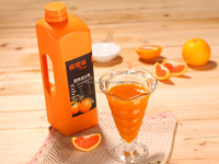 High quality Pure natural healthy concentrated juice orange flavor juice