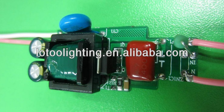 6~9W constant current led driver