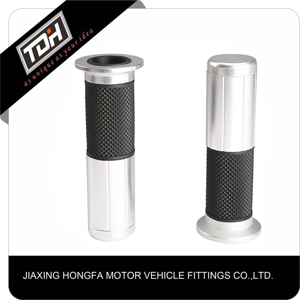 scooter parts high quality tdh motorcycle grips for harley aluminum material