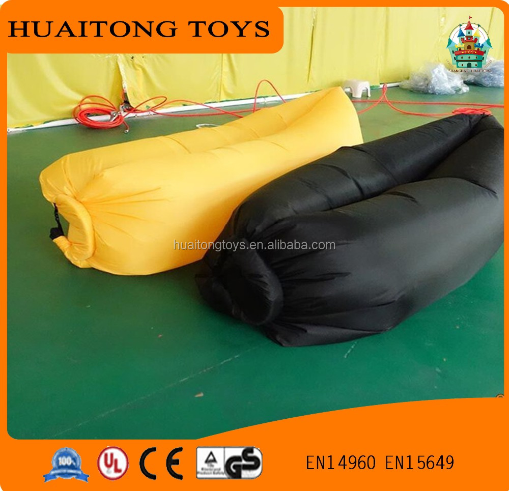 Fashion travel sleeping bags /Outdoor product air inflatable sleeping bags air sofa