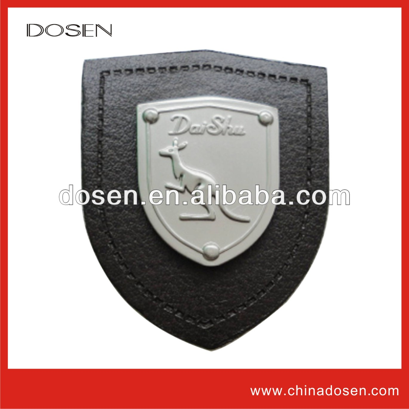apparel rubber patch,eco leather definition,label maker